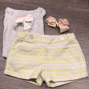 Kate spade toddler skirt